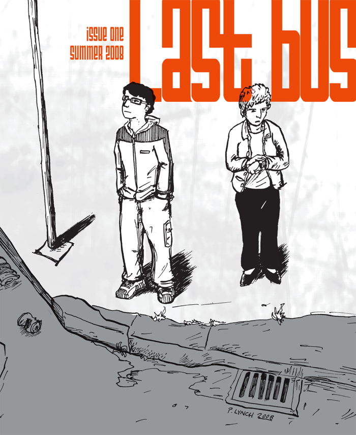 Last Bus issue one cover